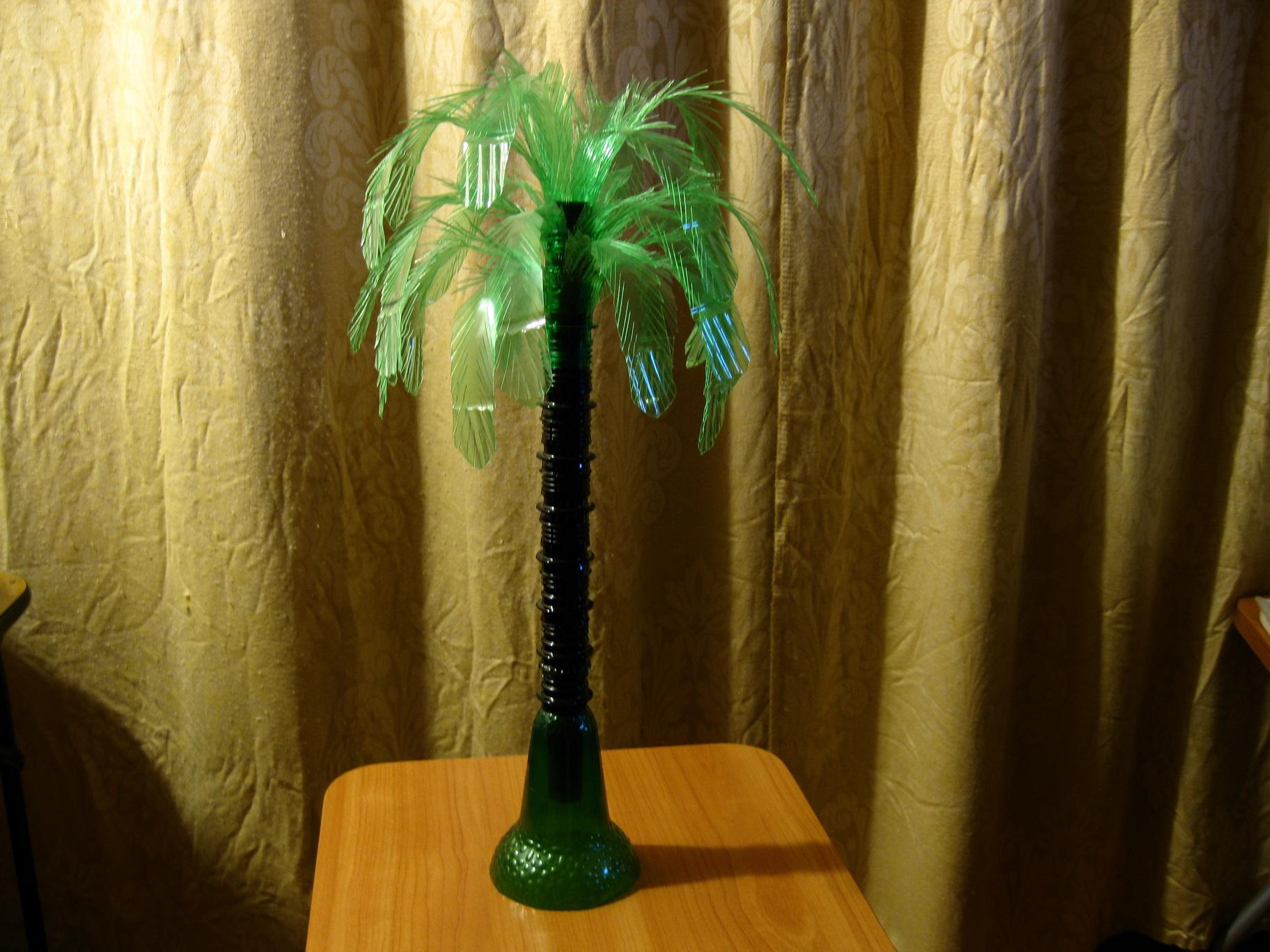 отделений расчетных пальма из пластиковой бутылки своими руками магазины помп для